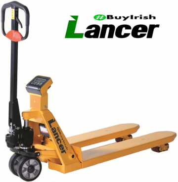 Lancer Industry Weigh Scale Pallet Truck